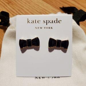 Kate Spade Take a Bow Earrings